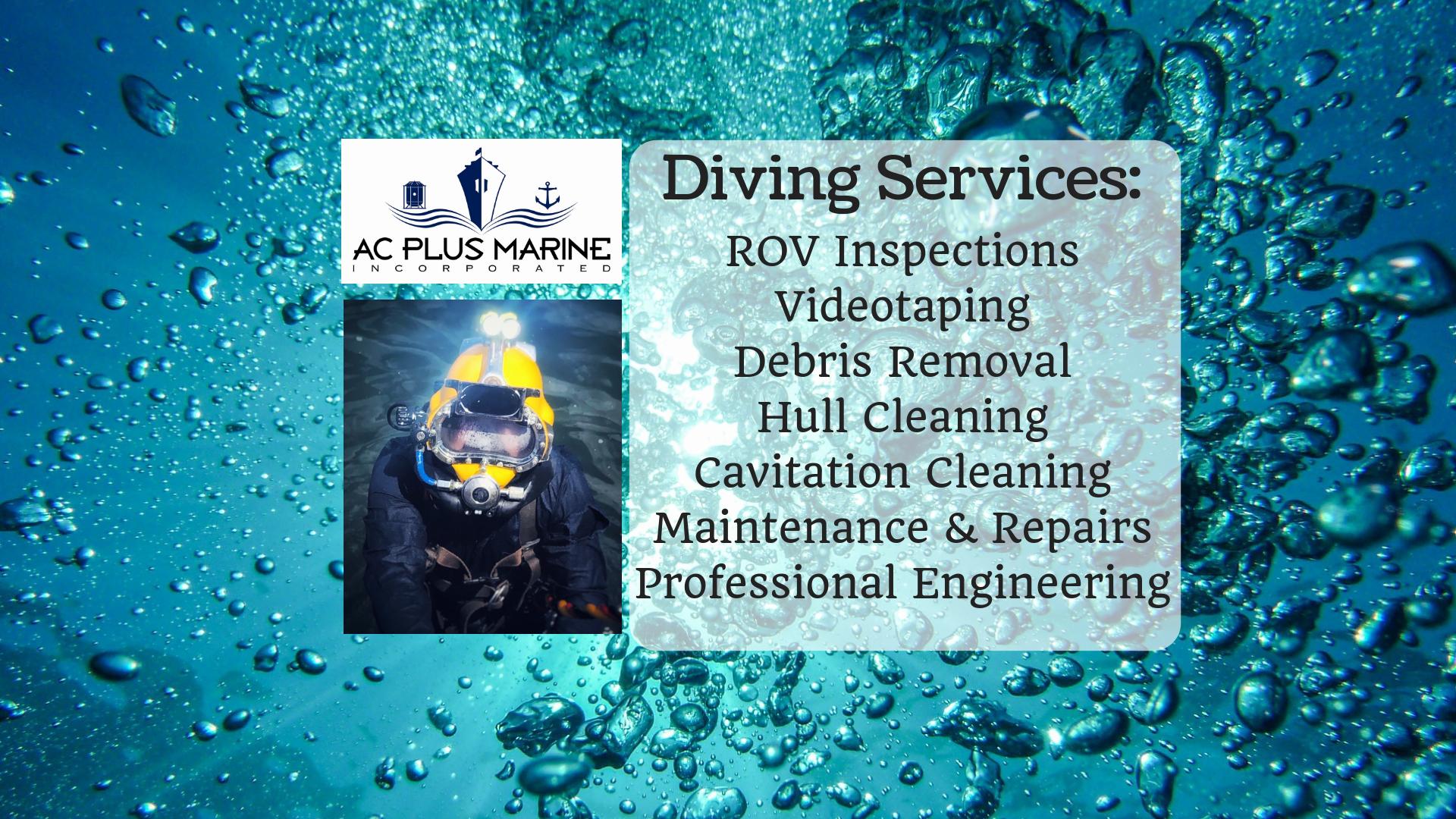 AC Plus Marine, Inc.