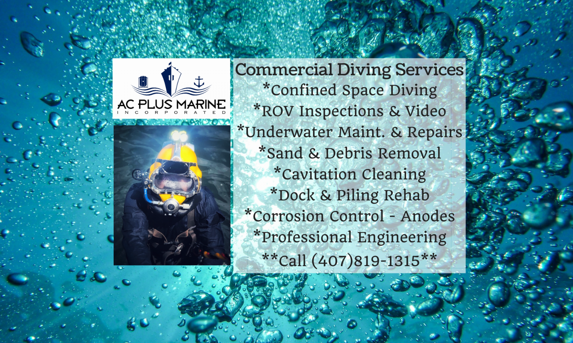 AC Plus Marine, Inc.